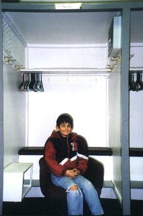 Barry's locker